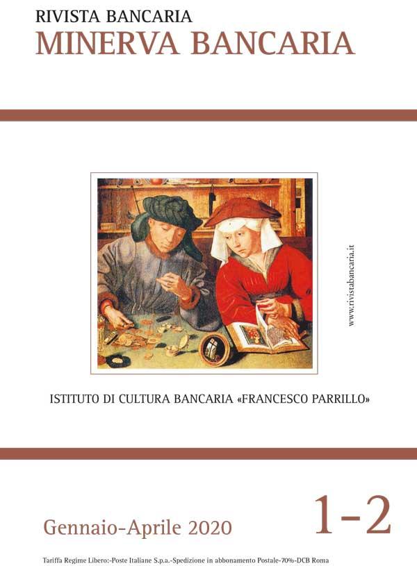 Rivista Bancaria – Minerva Bancaria n. 1-2/2020