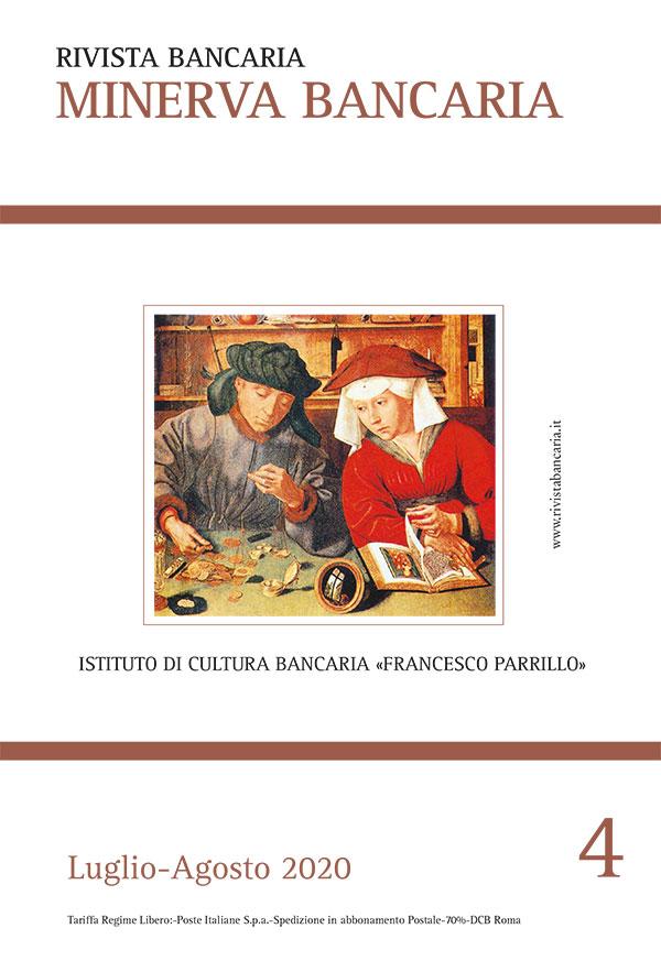 Rivista Bancaria – Minerva Bancaria n. 4/2020