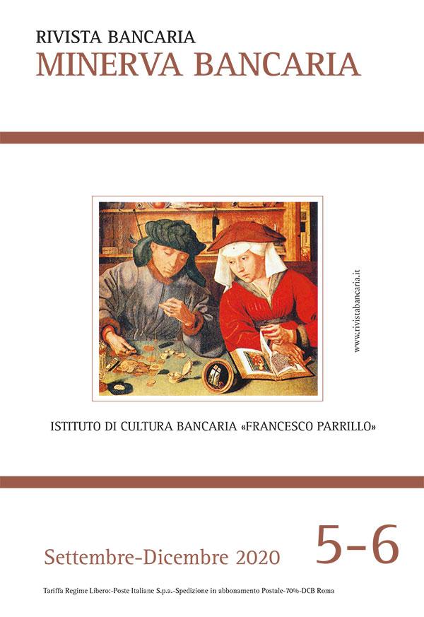 Rivista Bancaria – Minerva Bancaria n. 5-6/2020